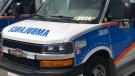 Peel Paramedics ambulance. (Courtesy: Peel Paramedics)