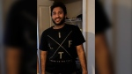 Don Hansaka Eranga Kandage, 24, was last seen around 2 p.m. on July 17, 2021, near 50 Street and 13 Avenue. (Photo provided.)