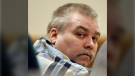 In this March 13, 2007 file photo, Steven Avery listens to testimony in the courtroom at the Calumet County Courthouse in Chilton, Wis. (AP Photo/Morry Gash, Pool, File)