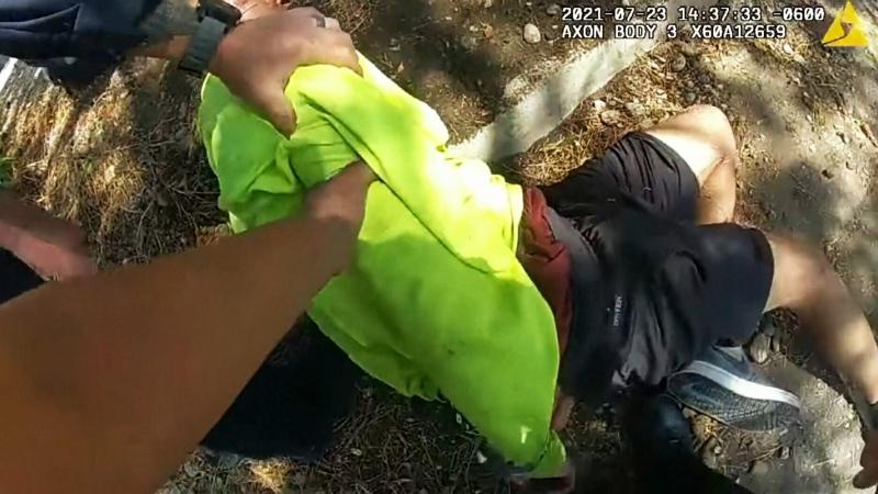 Colo. cops arrested after video of violent arrest
