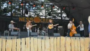 The Northern Lights Bluegrass Festival