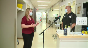 Learn more about the demand for blood donations in Regina.