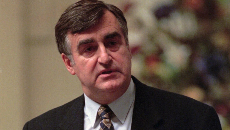 Quebec Premier Lucien Bouchard