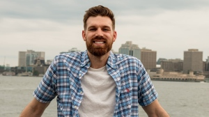 Nova Scotia's Chris Gallant will be competing to win the heart of Michelle Young, a 28-year-old teacher from Minnesota. (Photo via: The Bachelorette/FACEBOOK)