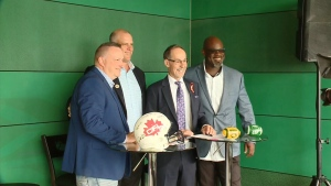 The Canadian Football League Alumni Association is teaming up with Saskatchewan Polytechnic to provide opportunities for athletes and their spouses to advance their education.
