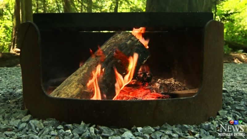 Rocky View county issued a fire ban Wednesday, due to dry, hot conditions