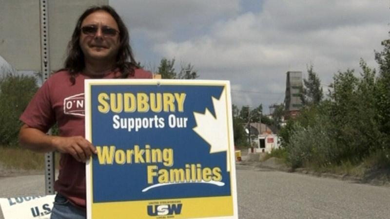 Vale strike hurting Sudbury's economy