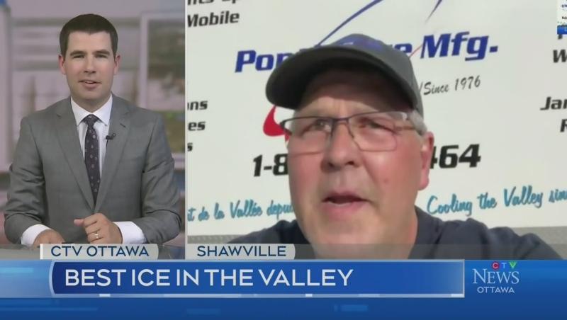 Livin Local: Pontiac Ice