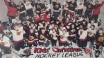 Brockville Christian Hockey league gives away gear
