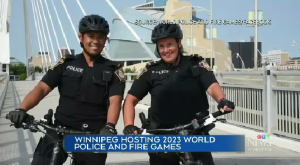 Police and Fire games