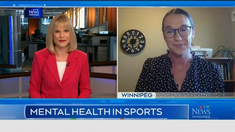 Sports mental health