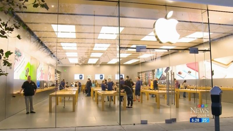 Apple's revenue soars during pandemic