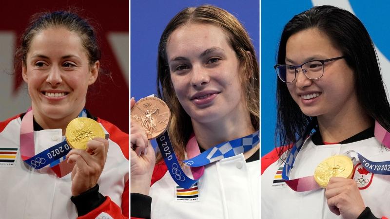 Canadian Olympians