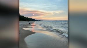 Albert Beach. Photo by Dan Holland.