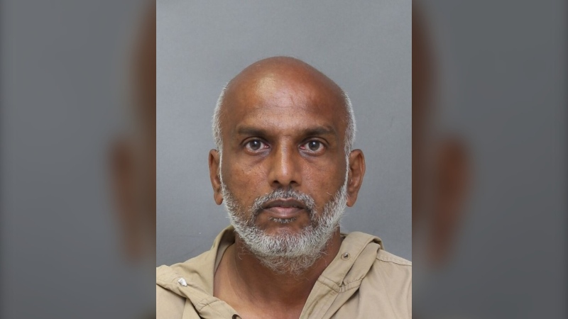 Mohammed Mahaboob, 55, of Toronto (Handout by TPS)