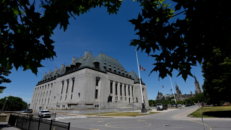 The Supreme Court of Canada says New Brunswick cannot sue accounting firm Grant Thornton over an allegedly flawed audit which led the province to backstop hefty loans to a company that soon ran into financial trouble. THE CANADIAN PRESS/Justin Tang