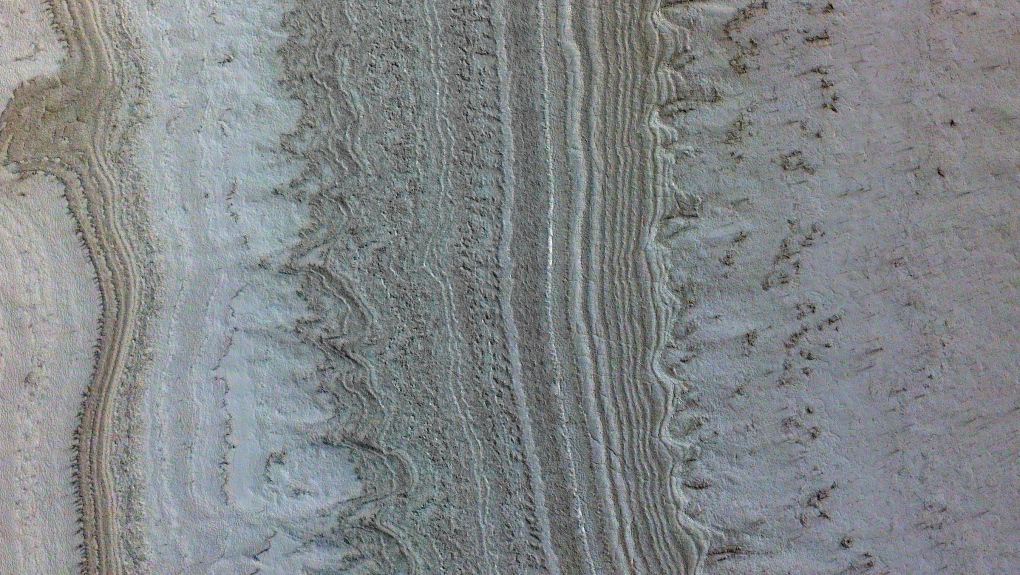 smectite clays on Mars