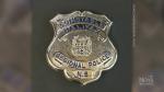Halifax police seek stolen badge