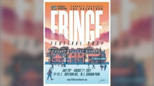 The Saskatoon Fringe Festival has returned with a new format.