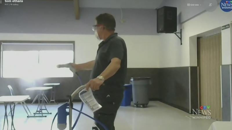 Keeping Winnipeg clean