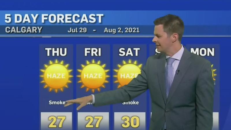 Heat coming this weekend