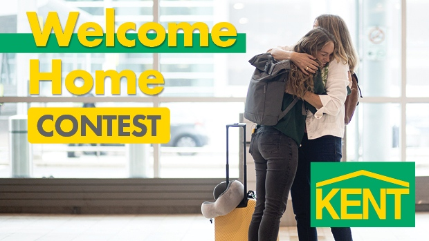 Welcome Home Contest Header