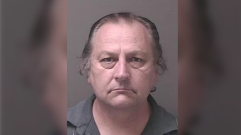 Steven Wolfer of Markham is pictured in this image distributed by York Regional Police.