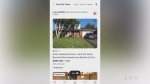 Listing for an Airbnb in Sault Ste. Marie. July 28/21 (Christian D'Avino/CTV Northern Ontario)