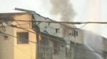 Devastating fire in Chilliwack apartment building