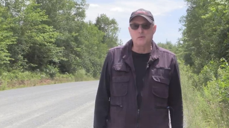 Chris Hill spent several decades chasing storms in the United States and now in Nova Scotia.