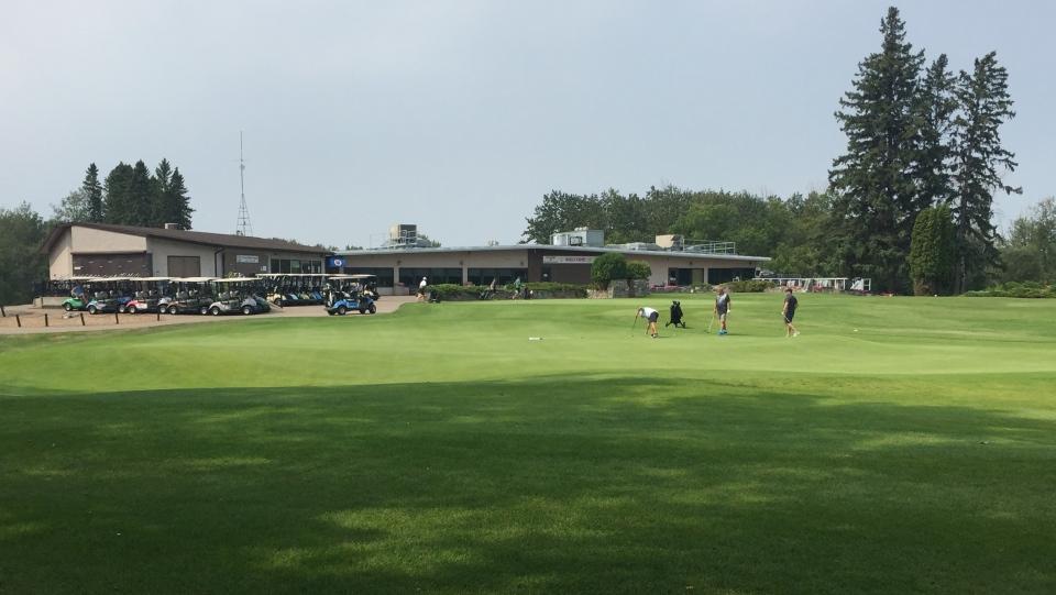 Prince Albert golf tournament