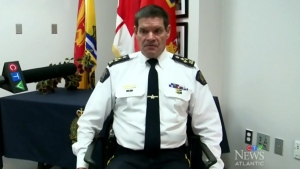 Assistant Commissioner Larry Tremblay says the New Brunswick RCMP will will remain cautious for the next month or two, despite the lifting of the mandatory order in the province.