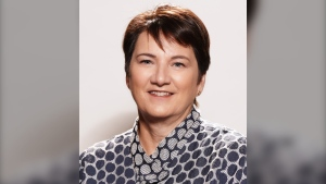 Banff Mayor Karen Sorensen has been named to the Canadian Senate.  (Supplied Town of Banff)