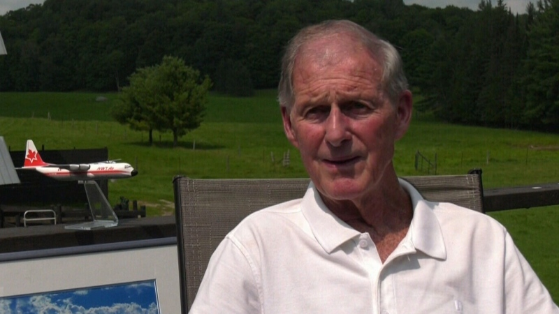 Ont. man may fly into Aviation Hall of Fame
