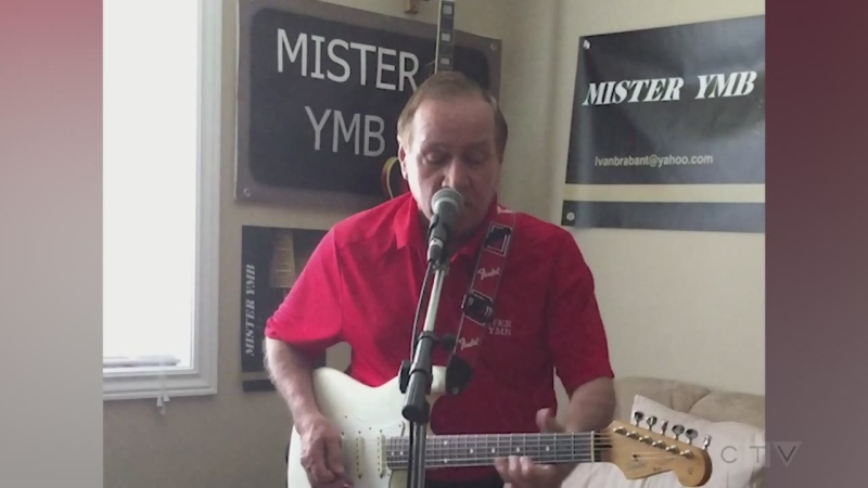 Sudbury musician covers old Dusty Springfield song