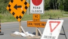 It's construction season and a number of projects are underway in Sault Ste. Marie, ranging from road resurfacing to complete rebuilds. (Mike McDonald/CTV News)