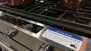 The price of kitchen appliances jumped in June 2021 compared to the same time last year according to Stats Canada. July 29,2021. (Source: Josh Crabb/CTV News)