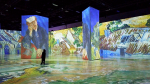 Imaginative and deeply entrancing, Beyond Van Gogh offers its audience something out of a dream.