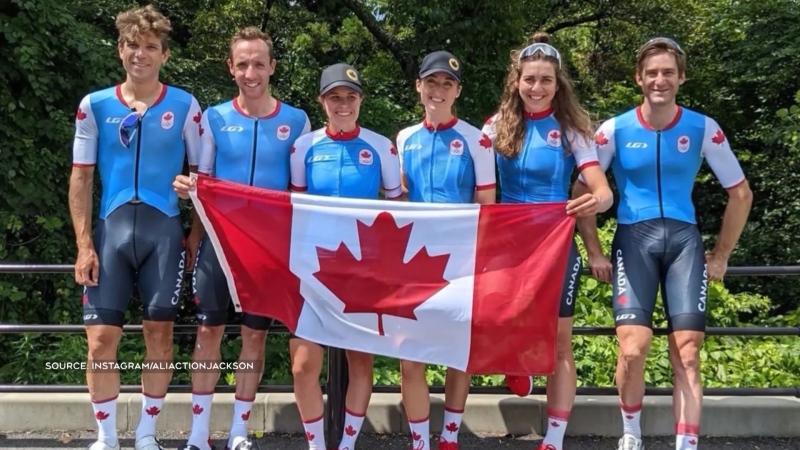 Cycling Team Canada, Tokyo 2020
