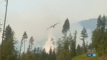 B.C. wildfire activity down this week
