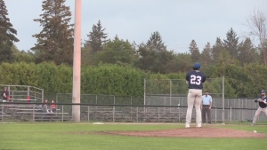 Barrie Baycats at home game win