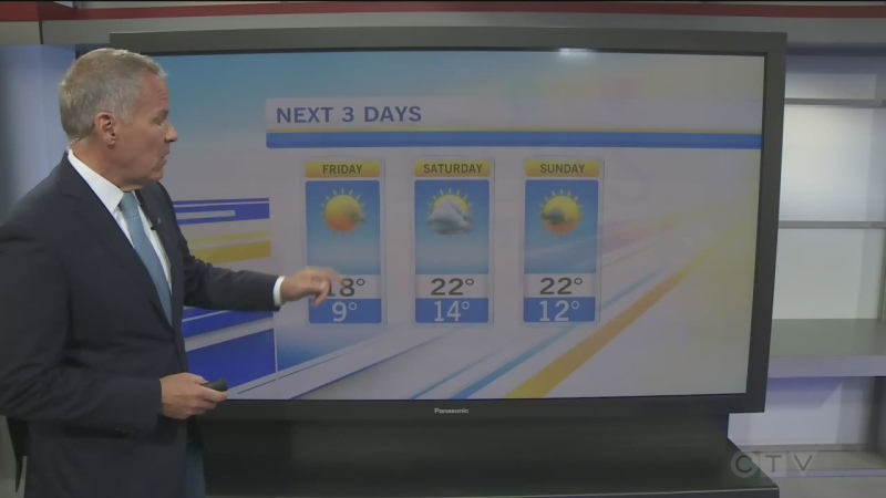 CTV Morning Live Weather July 30