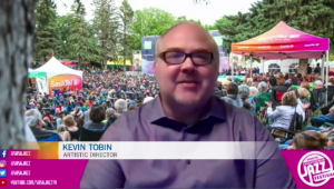 Artistic Director Kevin Tobin talks about some of the great performers coming to the festival in Saskatoon
