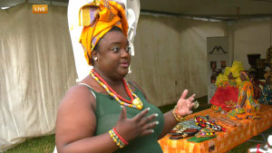 The Cote D'Ivoire Pavilion will return to Heritage Festival for the fourth time this weekend. Joelle Kacou gives Edmonton a preview.