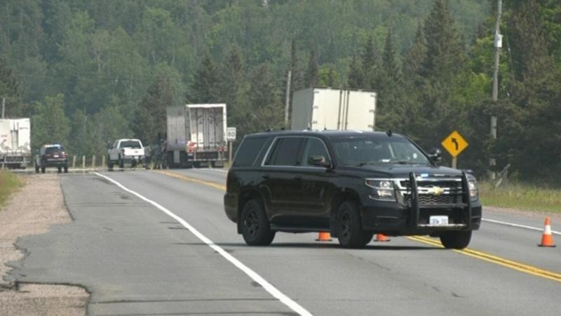 One man killed in serious multi-vehicle crash