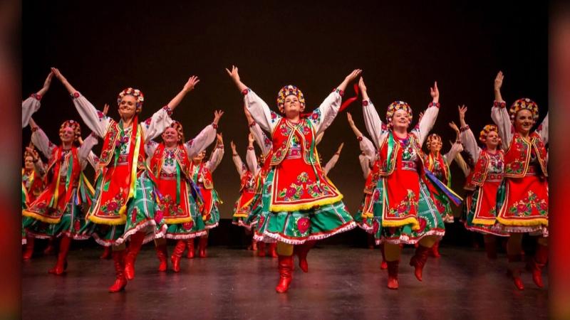 Ukrainian Festival kicks off