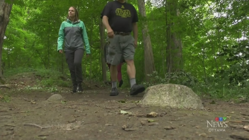 Take to the trails in the Outdoor Summer Challenge