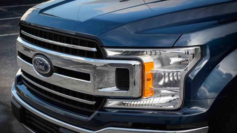A Ford pickup truck is seen in this undated image. (Shutterstock)