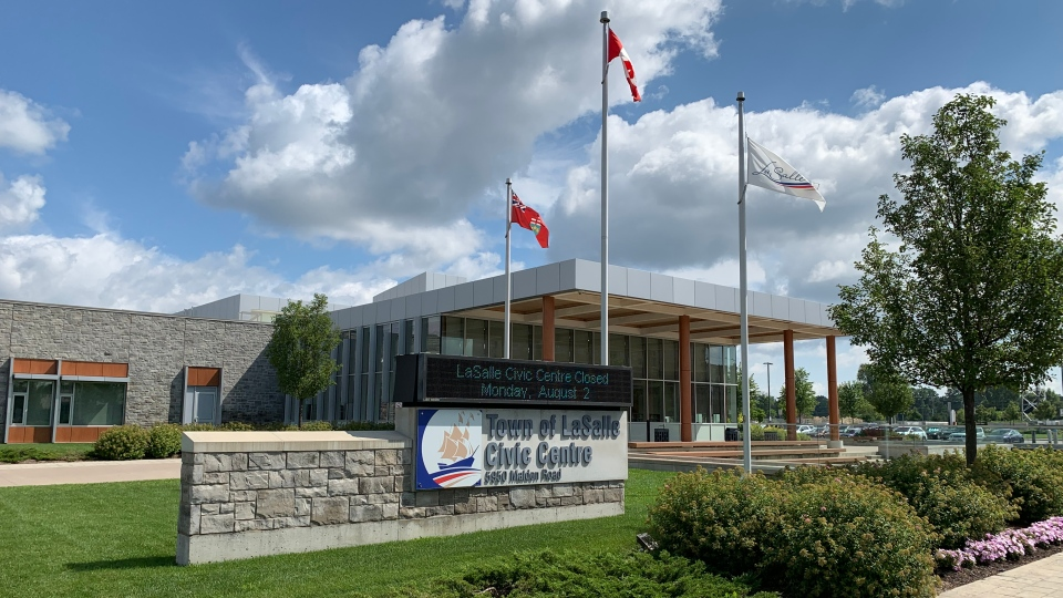 Town of LaSalle Civic Centre