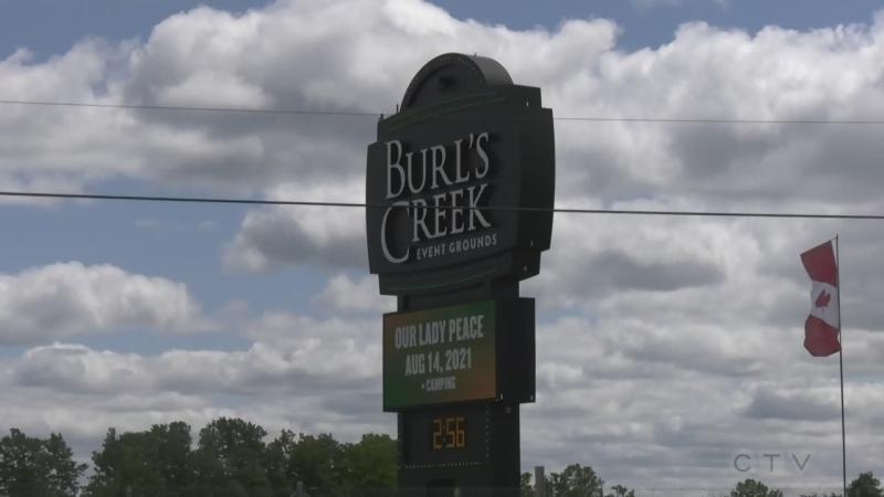 Burl's Creek